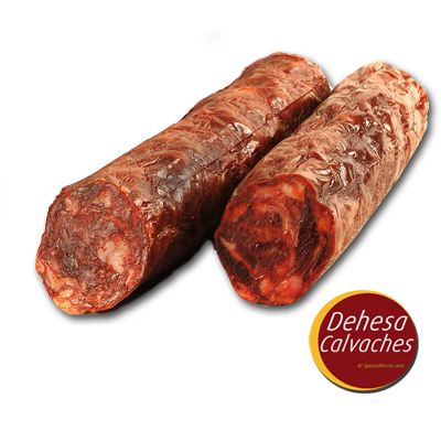 Chorizo Bellota 100% iberico Dehesa de Calvaches