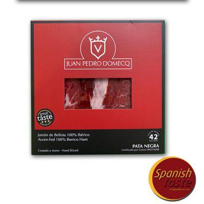 Sobre de jamón de bellota 100% ibérico Domecq 80gr