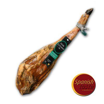 Jamón de cebo de campo 50% ibérico de Salamanca