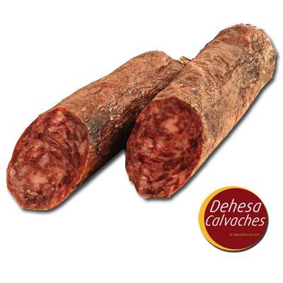 Salchichón Bellota 100% iberico Dehesa de Calvaches